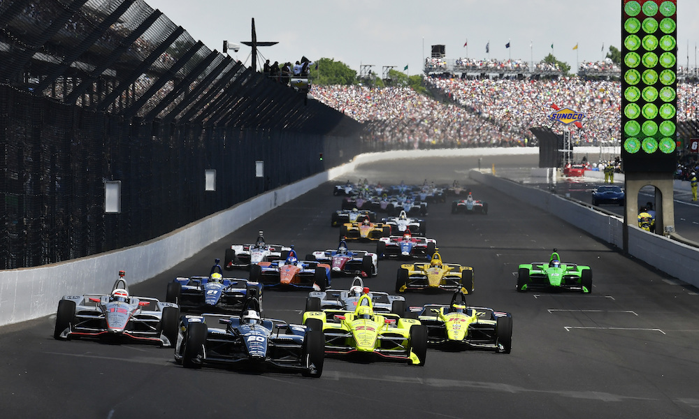 Egy NASCAR-csapat is betársul a 104. Indy 500-ra