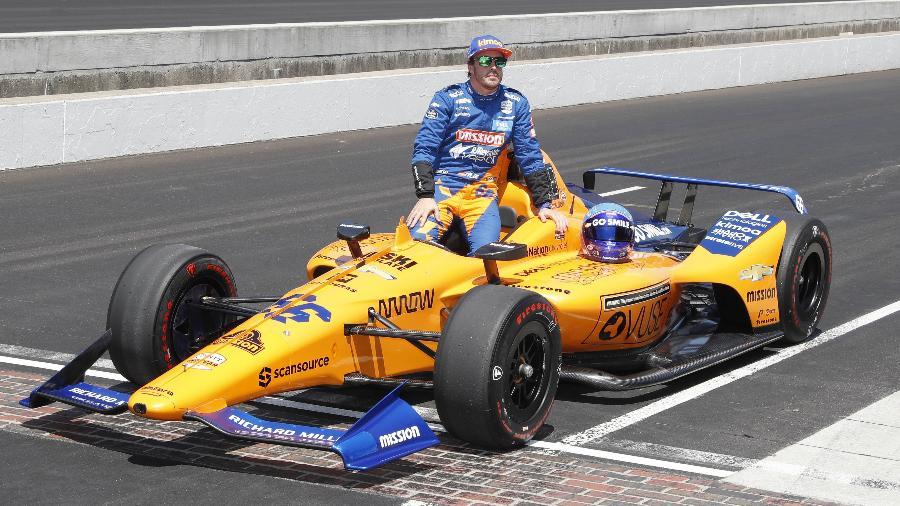 Alonso: Az Indianapolis 500 megnyerése a legfontosabb számomra