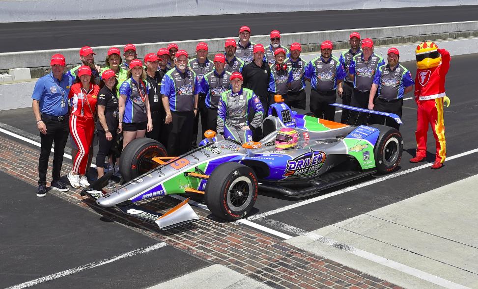 """Úgy fest, nem lesz ott az Indy 500-on a tavalyi év """"csodacsapata"""""""