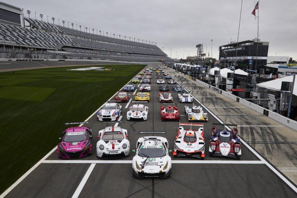 Sporttörténeti összefogás: Az IMSA autói is ott lesznek a Le Mans-i 24 óráson!