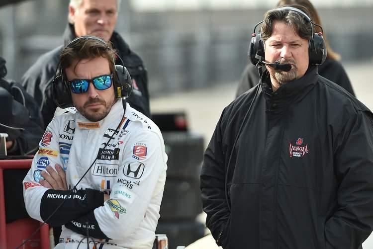 Sajtó: Fernando Alonso leszerződött az Andretti Autosporthoz
