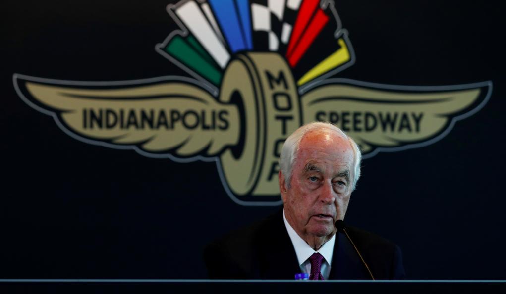 A már beoltott Penske biztos abban, hogy lesznek nézők az Indy 500-on
