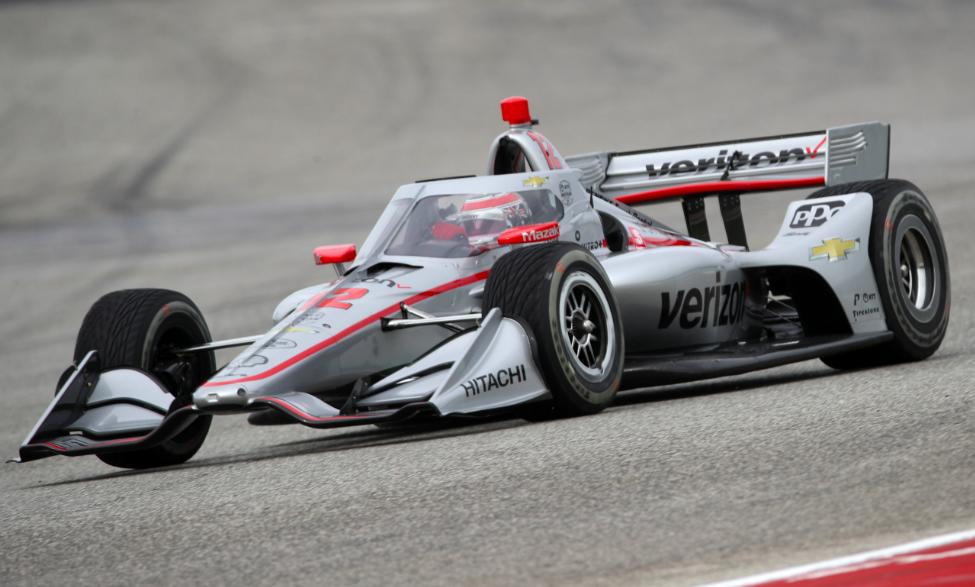 Power zárta az élen az IndyCar idei első, kollektív tesztjét