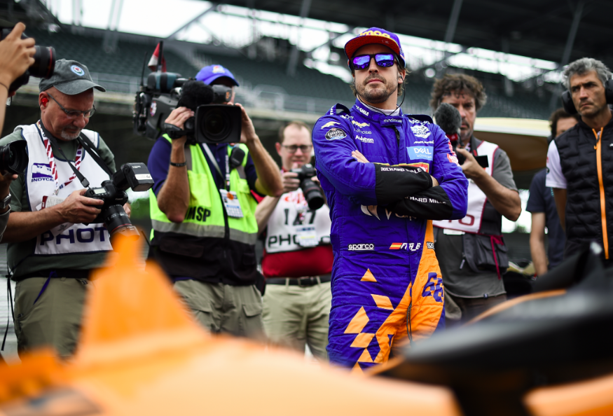 Alonso az oválpályák miatt sem vállalna teljes szezont az IndyCarban