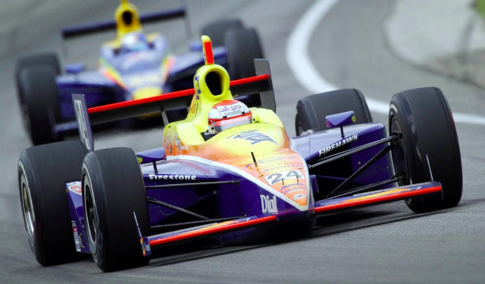 Vadonatúj IndyCar-csapat bukkant fel a semmiből