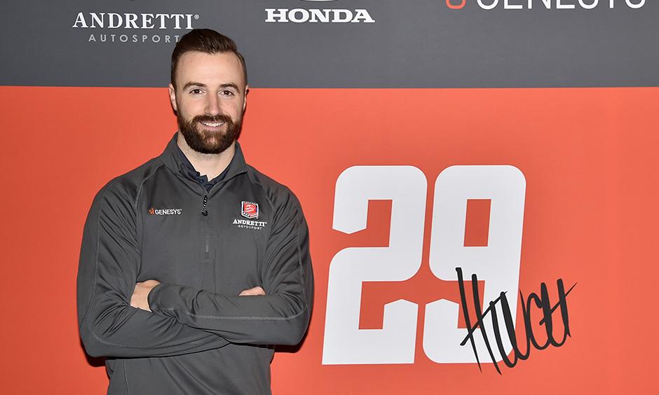 Hinchcliffe-et indítja Alonso helyett az Andretti Autosport Indyben