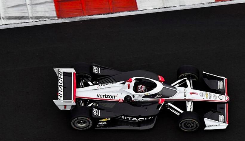 Ilyen egy kör belülről az IndyCar vadonatúj aeroscreenjével