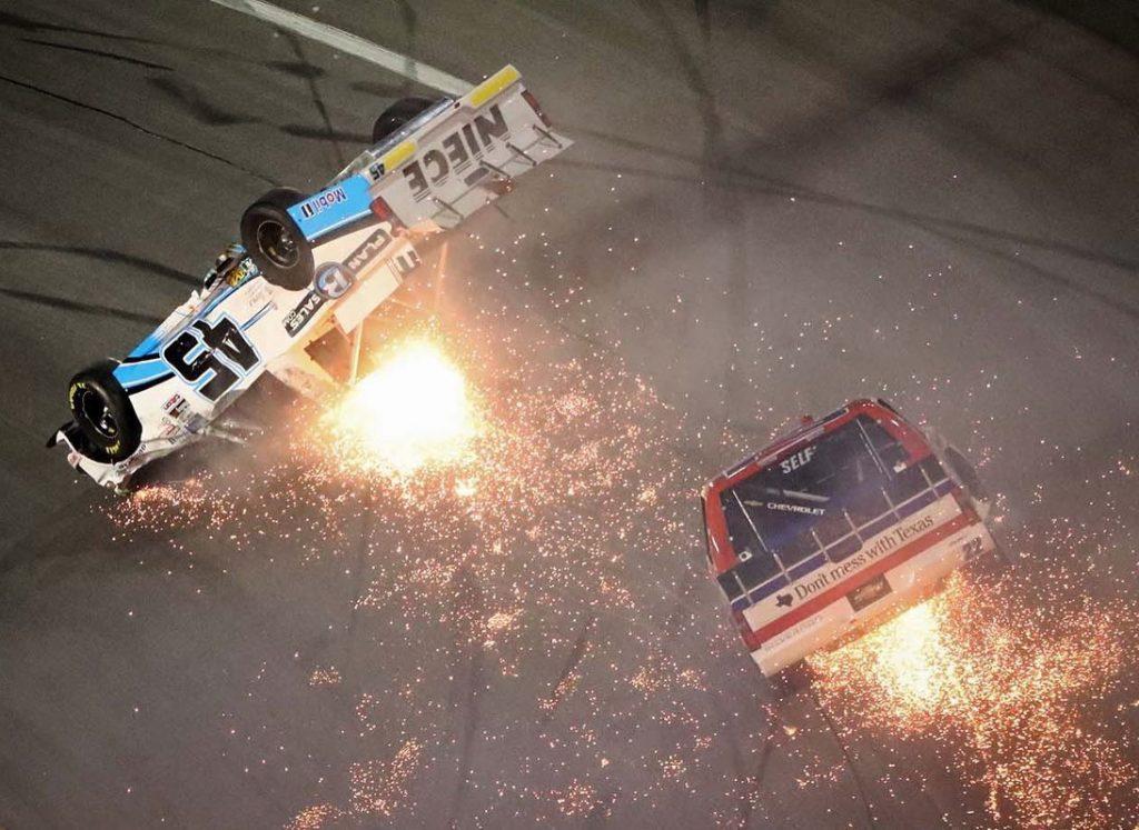 Őrült versennyel rajtolt el az éles NASCAR-szezon