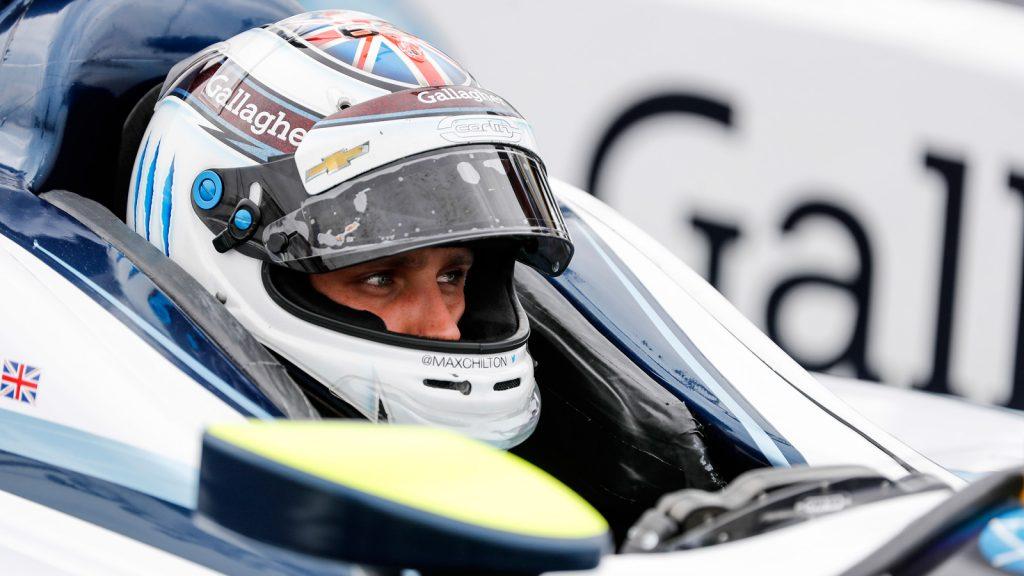 Max Chilton visszatér – És bevállalja az Indy 500-at