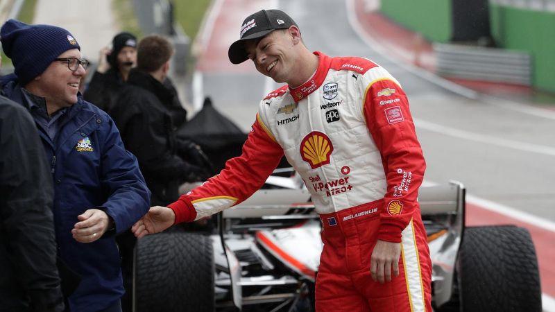McLaughlin az idei szezon után távozik a Supercarsból