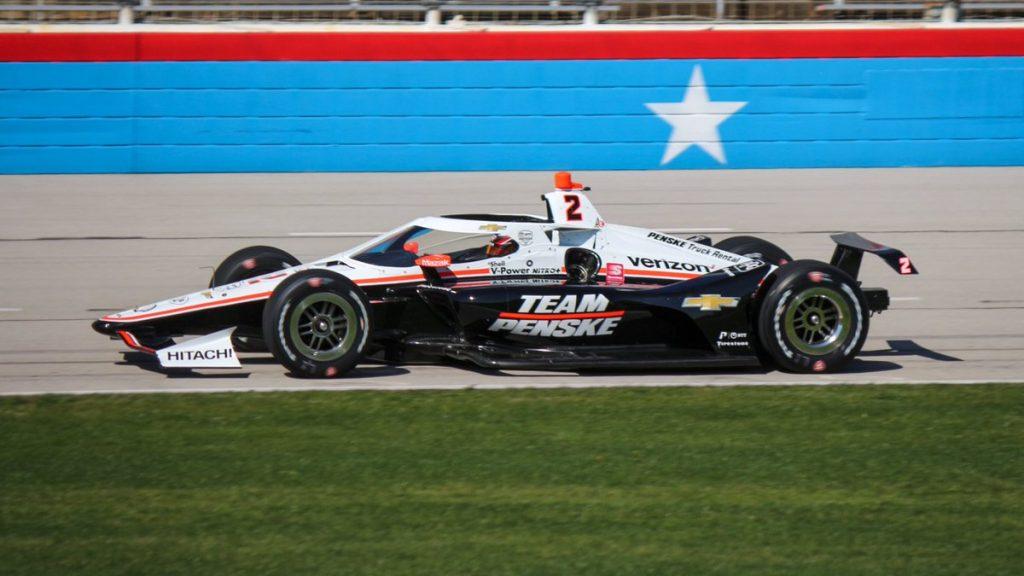 McLaughlin imádta élete első IndyCar-ováltesztjét