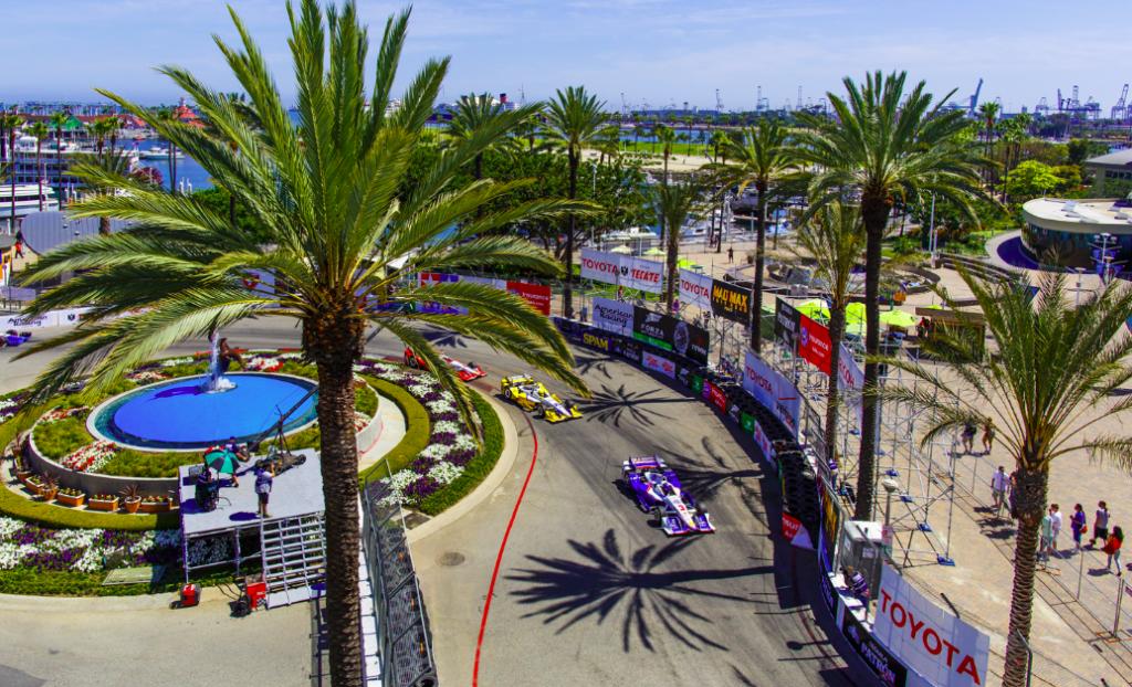 Törölték az IndyCar Long Beach-i versenyét