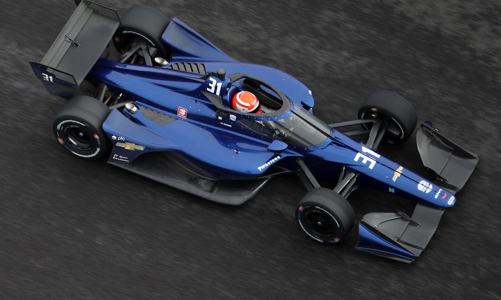 HIVATALOS: Felipe Nasr bemutatkozik az IndyCarban!