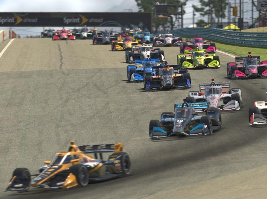 Újabb versenyzőkkel bővül az IndyCar virtuális szériájának mezőnye