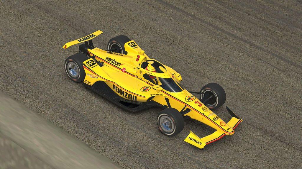 IndyCar iRacing: Sato és Castroneves is beadta derekát