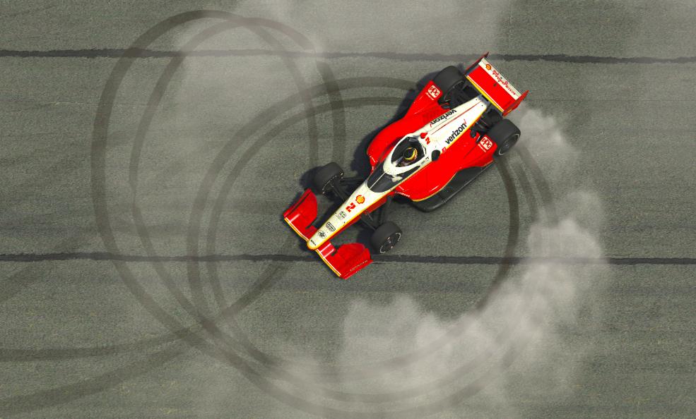 Hunter-Reay és Andretti is csatlakozik a virtuális IndyCar mezőnyéhez