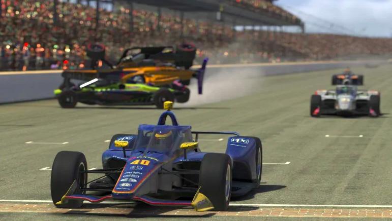 McLaughlin győzelmét hozta a végletekig őrült Indy 175