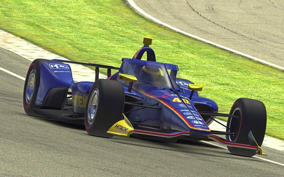 iIndyCar: McLaughlin szerezte meg a pole-t Norris és Speed előtt Indianapolisban