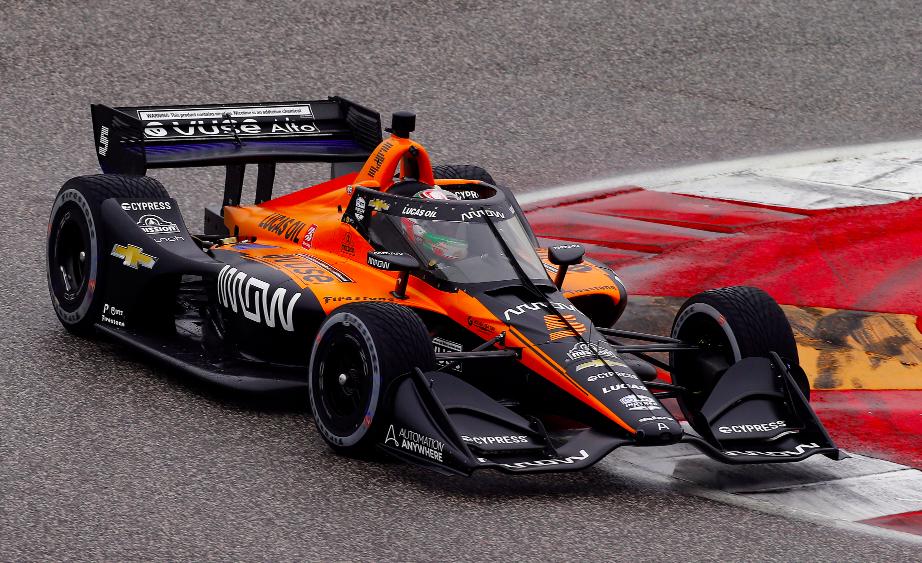 A McLaren idén már nem indít harmadik autót az IndyCarban