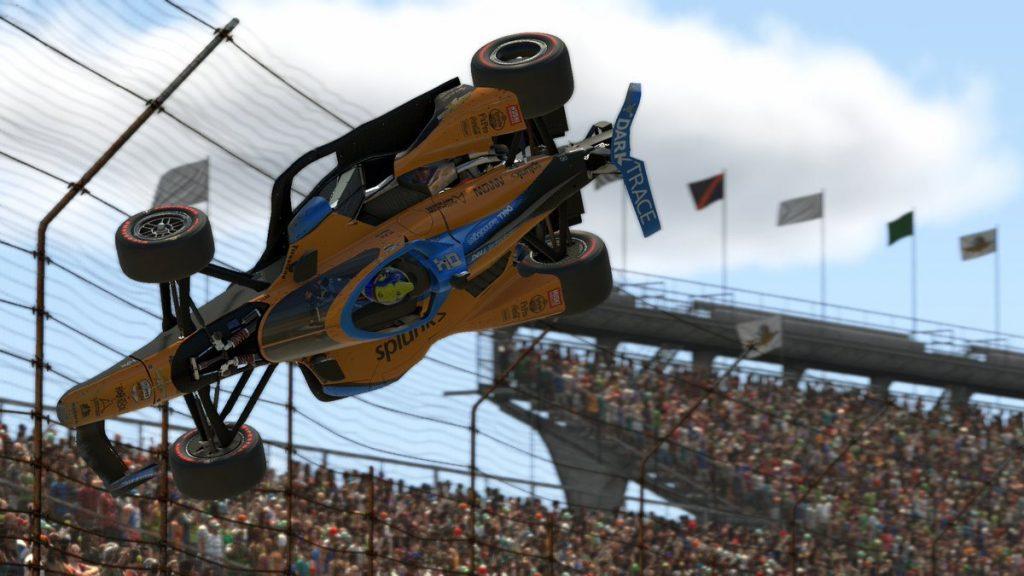 """Lando Norris: """"Pagenaud azért ütött ki, mert én vezettem a futamot, nem pedig egy IndyCar-pilóta"""""""