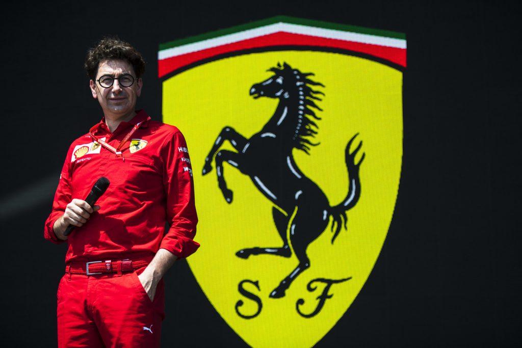 Binotto: A Ferrari 2022-ben az IndyCart is bevállalhatja
