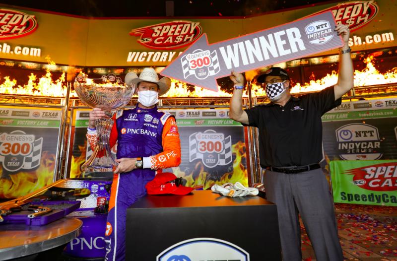 Hosszú álom után, Scott Dixon győzelmével tért vissza az IndyCar