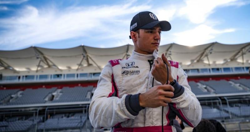 Az IndyCar oválszűz spanyol újonca úgy érzi, nem áll készen a szombati bevetésre