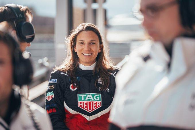 Simona De Silvestro a Team Penske-vel tér vissza az Indy 500-ra!