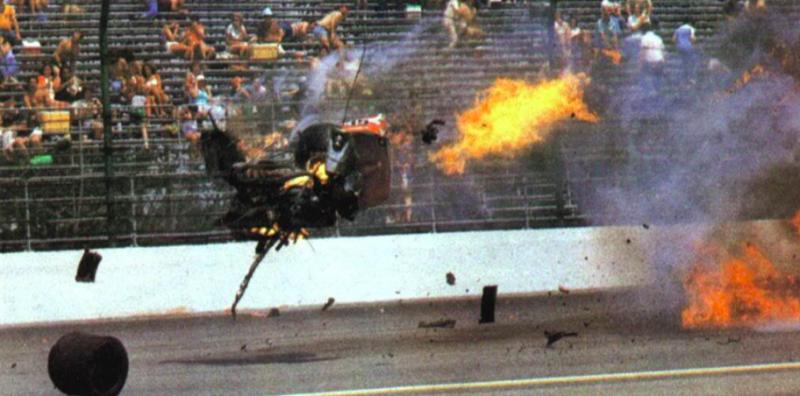 """""""200 mph fölé akarok menni, még ha beledöglök is"""" – Gordon Smiley tragédiája"""