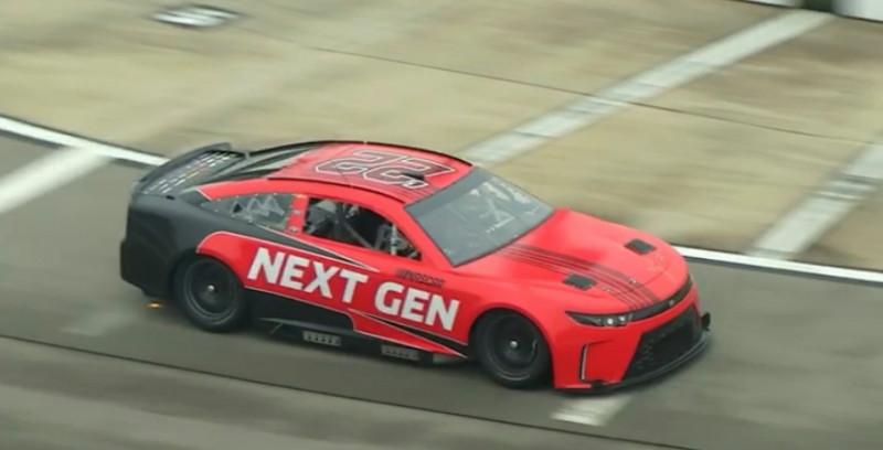 NASCAR: 26 versenyző teszteli jövő héten a Next Gent – Itt a hivatalos lista