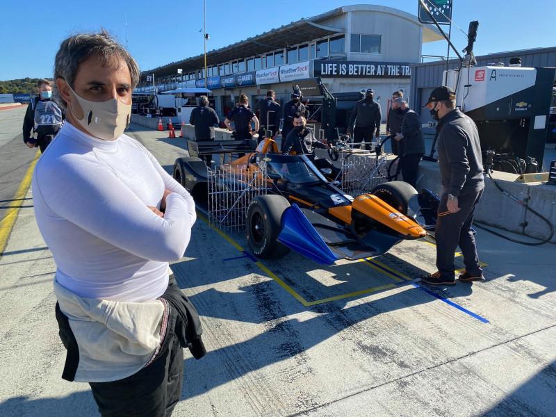 IndyCar: A McLaren nyitott a harmadik, teljes szezonos autóra