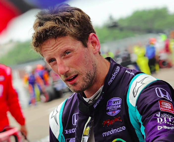 Grosjean élete eddigi legkeményebb kihívásának nevezte az IndyCar St. Pete-i futamát