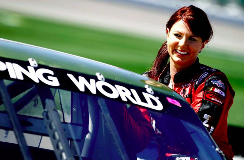 NASCAR: Újra lesz női versenyzője a királykategóriának