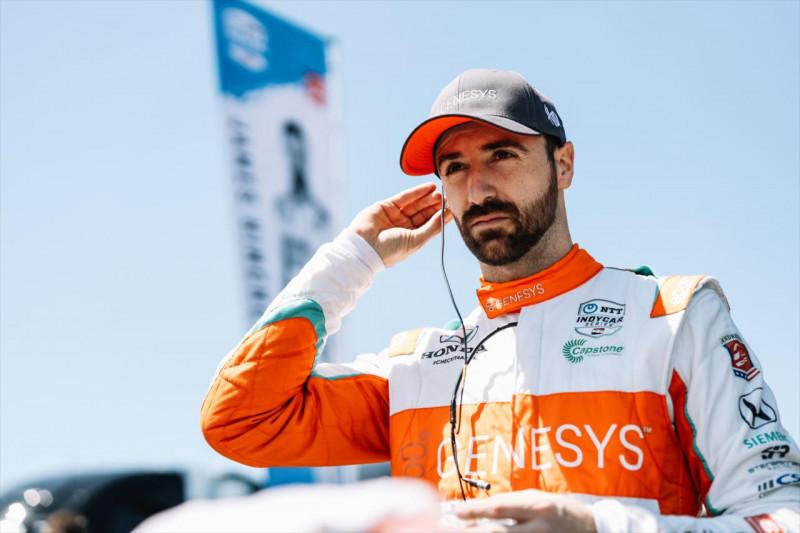 Hinchcliffe felkészült rá, hogy már idén véget érhet az IndyCar-karrierje
