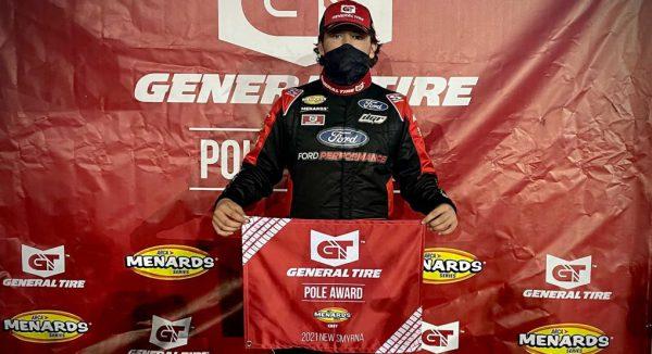 NASCAR: Súlyos balesetet szenvedett a DGR újonca