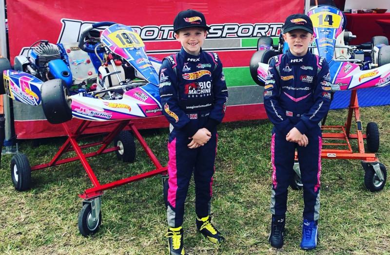 Leszerződtette Dan Wheldon fiait az Andretti Autosport