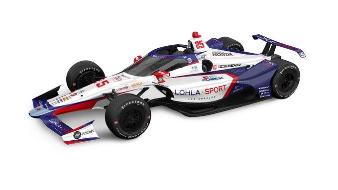 Indy 500: Megnevezte hatodik versenyzőjét az Andretti Autosport