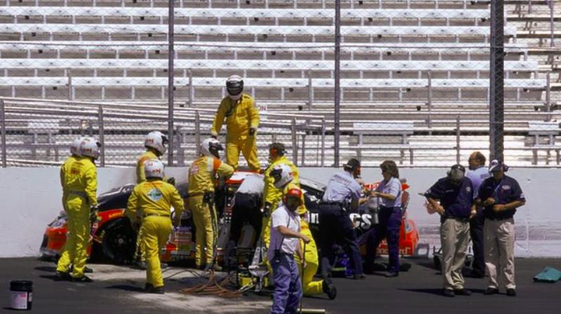 NASCAR: Démoni jelenés – Adam Petty tragédiája és a 'Kill Switch'