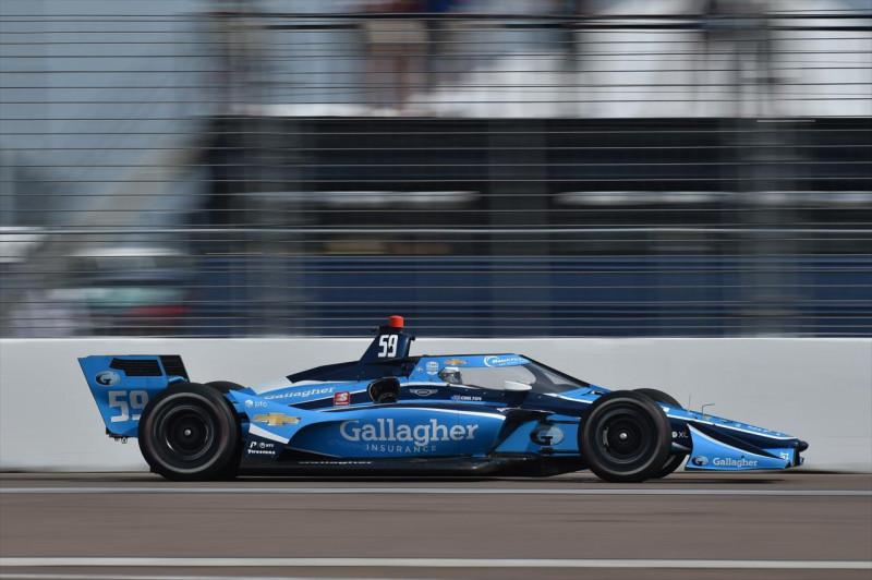 IndyCar: Max Chilton miatt kihagyja az Indy GP-t a Carlin