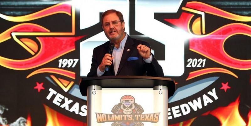 Egy éra vége: Eddie Gossage távozik a Texas Motor Speedway éléről