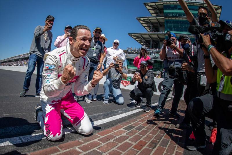 Indy 500 a számok tükrében: Rekordok dőltek és legendák születtek