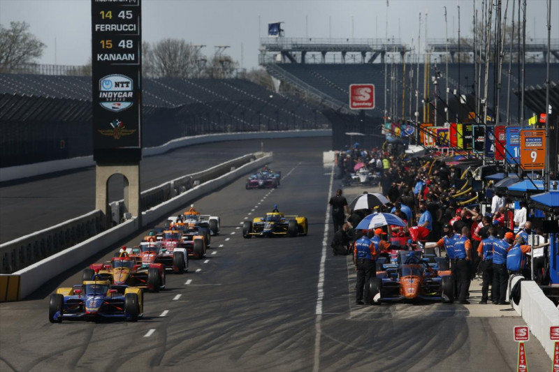 Lesznek akik sírni fognak: Itt a 105. Indy 500 hivatalos nevezési listája