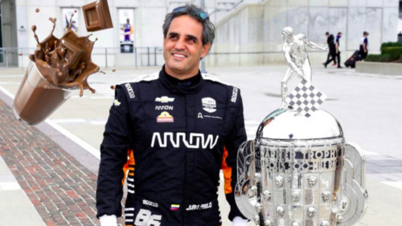 Indy 500: Montoya csokis tejjel akar ünnepelni, Fittipaldi nem vállalja be a narancslevet