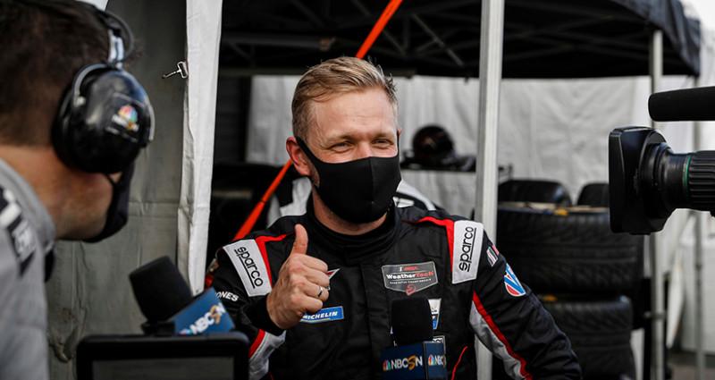 Kevin Magnussen mindenképpen versenyezni akar az Indy 500-on
