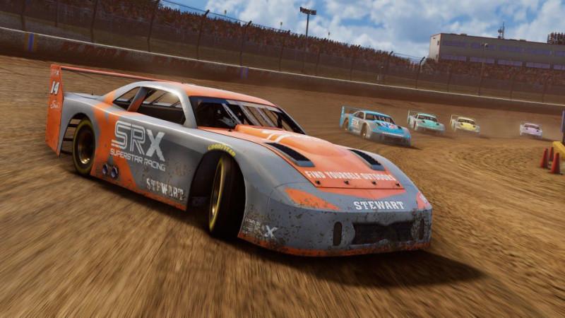 Az SRX bejelentette első, hivatalos játékát