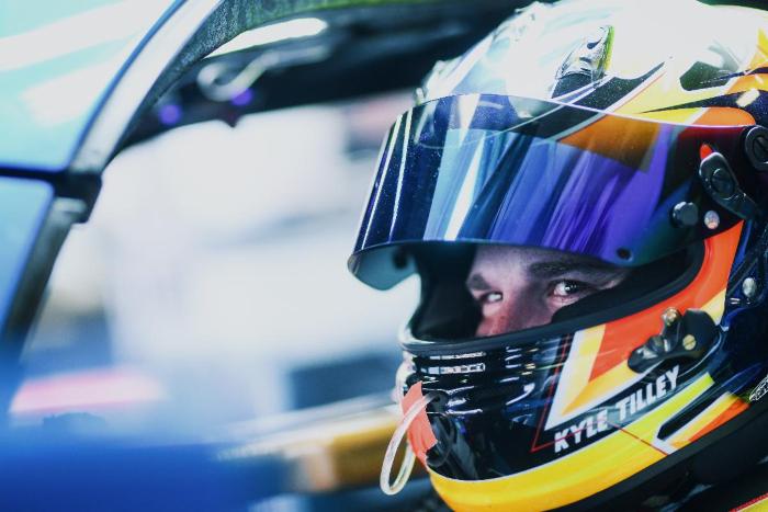 Rögtön a királykategóriában ejti meg NASCAR-debütálását Kyle Tilley