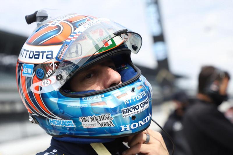 IndyCar: Kanaan zárta az élen a texasi edzést, a kvalifikációt törölték
