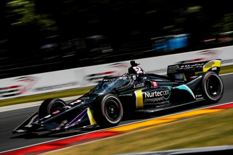 IndyCar: Vadonatúj versenyzővel bővül a mezőny Mid-Ohión