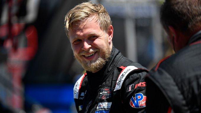 IndyCar: Kevin Magnussen helyettesíti Felix Rosenqvistet Road Americán
