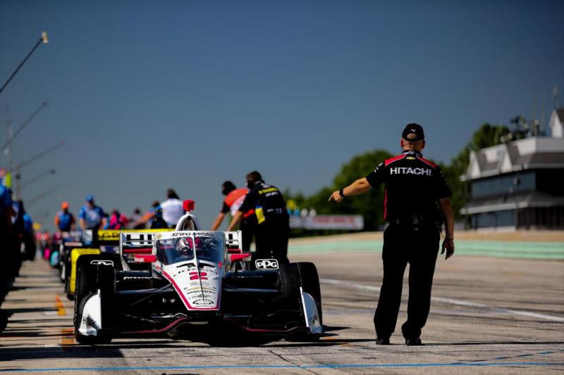 IndyCar: Newgarden – Herta első sor Road Americán